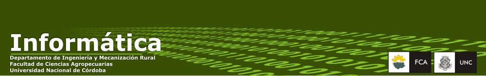 Informática FCA – UNC